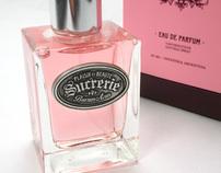 Sucrerie Parfum // Branding + Packaging