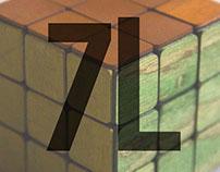 "Packaging for ""7 Láminas"""