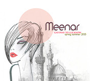 Meenar (Gateway To Lucknow)   spring summer 2015