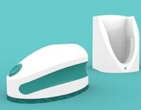 Scrubb: Electric Dish Scrubber