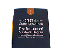 Professional Masters Commencement