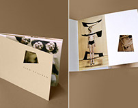 Promotional Booklet for Photographer Cleo Sullivan