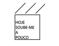 HOJE SOUBE-ME A POUCO