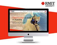 RMIT Vietnam Microsite