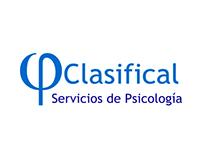 Clasifical - Web Page Design