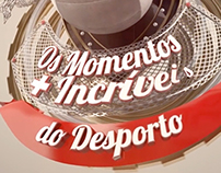 Os Momentos + Incríveis do Desporto - Opening Titles