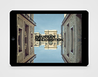 URBAN EXHIBITION magazine