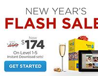 Rosetta Stone | New Year's Sale