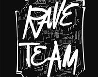 R.A.V.E. Team T-shirt