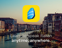 Rosetta Stone | Travel App