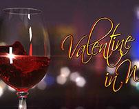Valentine in Wine