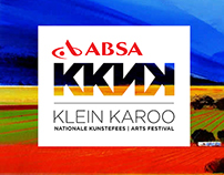 ABSA KKNK Logo & visual language development