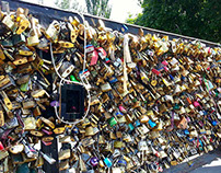 LoveLock - Using curiosity to engage public users