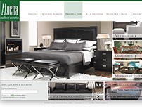 Web Design For Atocha Furniture