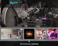 Portal de cultura y eventos de Mendoza, Espuma Social.