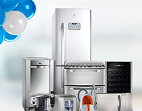 Electrolux 1 ano