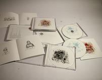 TURBULENCE NEGATIVNÍCH DOBROT - CD - COVER