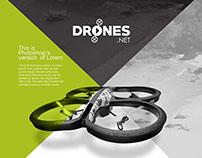 Drones.net Brand