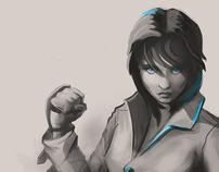 Fighter Girls