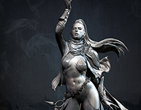 Eternal Mistress - Speed Sculpt