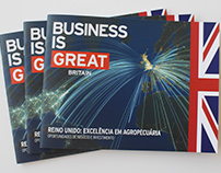 Brochure: business is GREAT