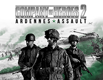 Company of Heroes 2 : Ardennes Assualt UI/UX