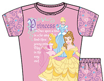 Disney Princesses Apparel