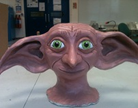ModelMaking Design Assignment- Dobby