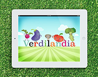 VERDILANDIA/ Children's Ebook