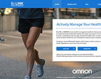 Bi-Link Landing Page