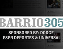 Barrio305, Broadband Video Channel