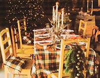Assistant Set Design Pendleton Wool Holiday Catalog