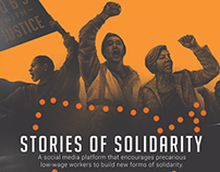 Stories of Solidarity Poster