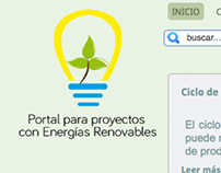 Proyectos de Energias Removables