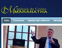 Iglesia de Cristo Maranatha