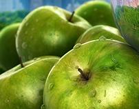 DKNY Apples