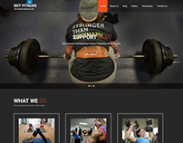 Free Personal Trainer WordPress Themes