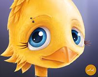 Leo - Character Design