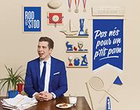 Rod le Stod - Pas nés pour un p'tit pain