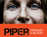 Piper Kerman Promotion