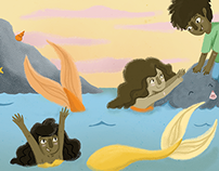 Children's Book Experimentation Part 3