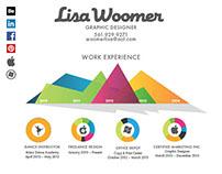 Resume 2015 Infographic