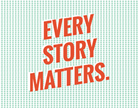 Every Story Matters Poster