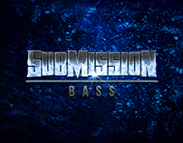 Submission Bass - Logo design