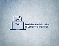 Servicios Administrados de Cómputo e Impresión / HP