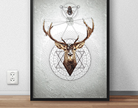 Metatron's Deer