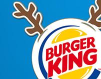 Navidad Burger King