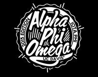 Alpha Phi Omega - Tee, Flyer, Video