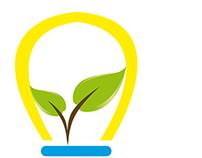 Logo portal de energias renovables