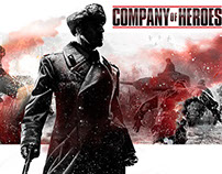 Company of Heroes 2: Callout System UI